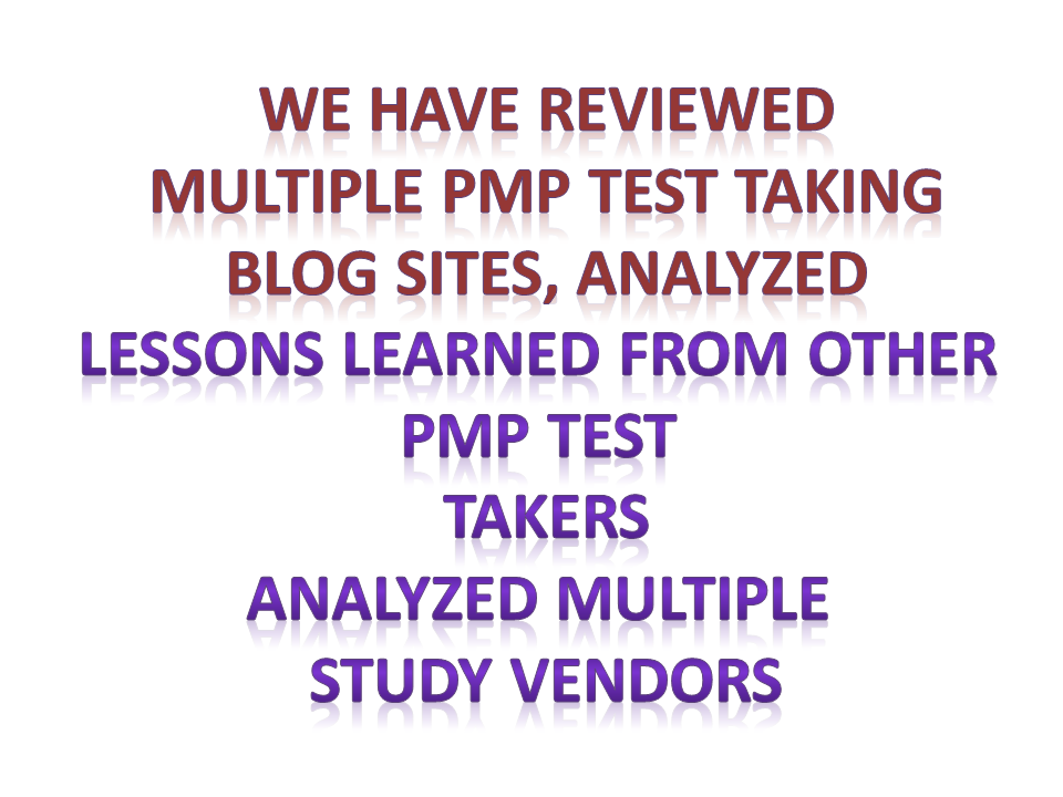 reviews for pmp from multiple sources
