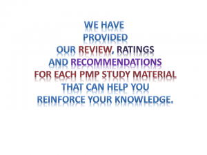 pmp study materials on single site