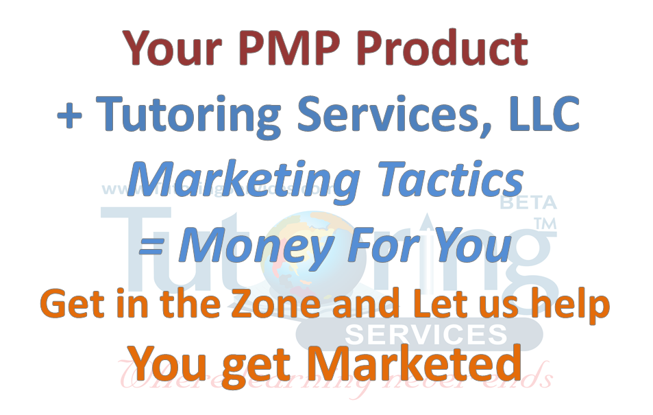 let us help you market your pmp exam prep product