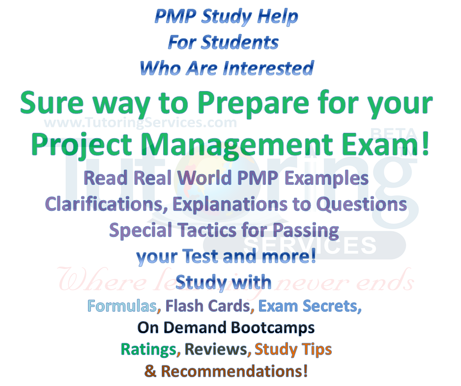 pmp certification exam prep resources